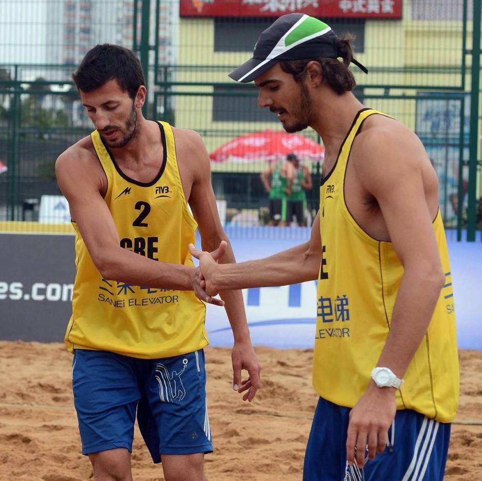 Στηρίζουμε Beach Volley στο Μπάντεν!