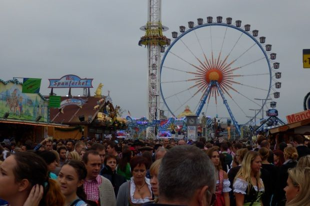 Πεταχτήκαμε στο Oktoberfest!
