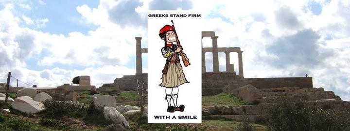 SCHREIBEN SIE MIT! – Griechische Einladung in die Politik