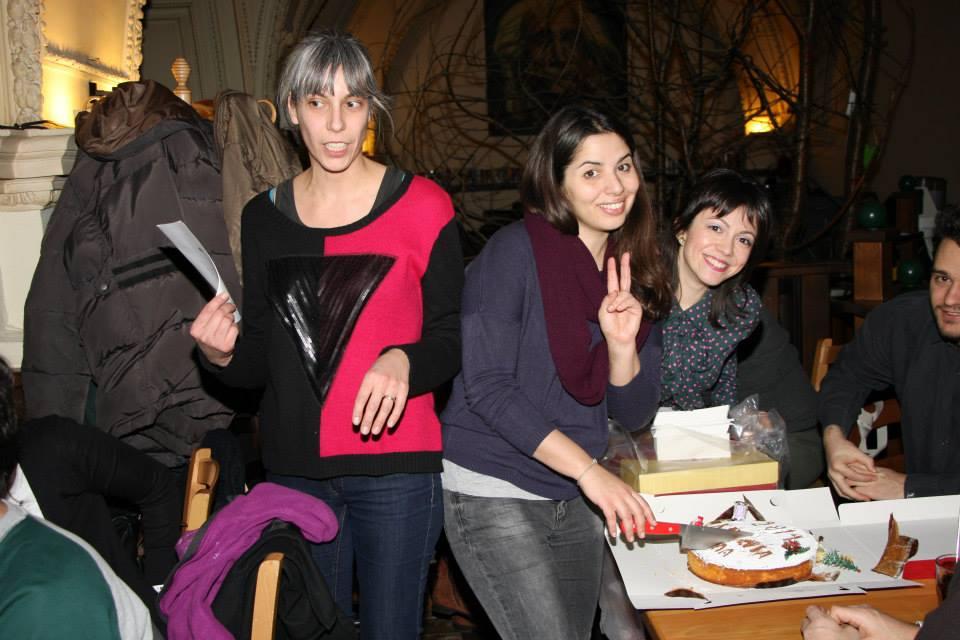 ΣΕΦΕΒ: Κοπή Βασιλόπιτας 2014