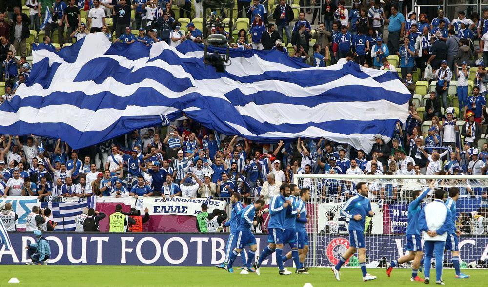 Mundial 2014 Ελλάδα-Κόστα Ρίκα