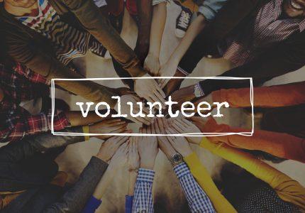 Volunteer Charity Help Giving Support Concept