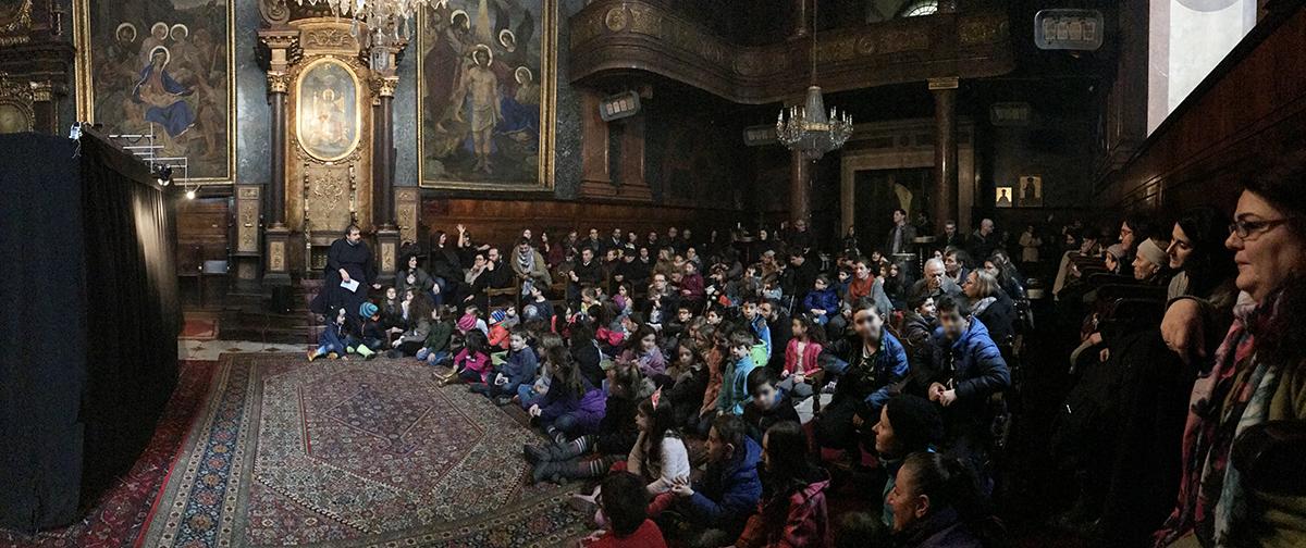 Ευχαριστίες Ελληνόγλωσσο Κουκλοθέατρο στη Βιέννη – Ο Μαθητευόμενος Μάγος