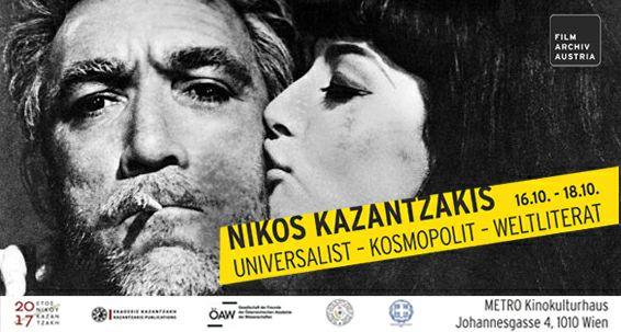 Nikos Kazantzakis: Universalist – Kosmopolit – Weltliterat