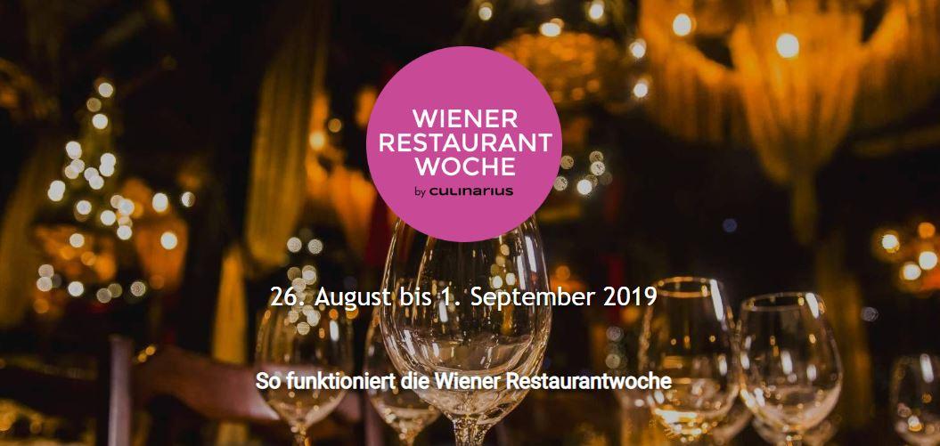 «Wiener Restaurantwoche»
