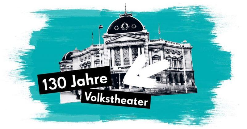 130 χρόνια Volkstheater
