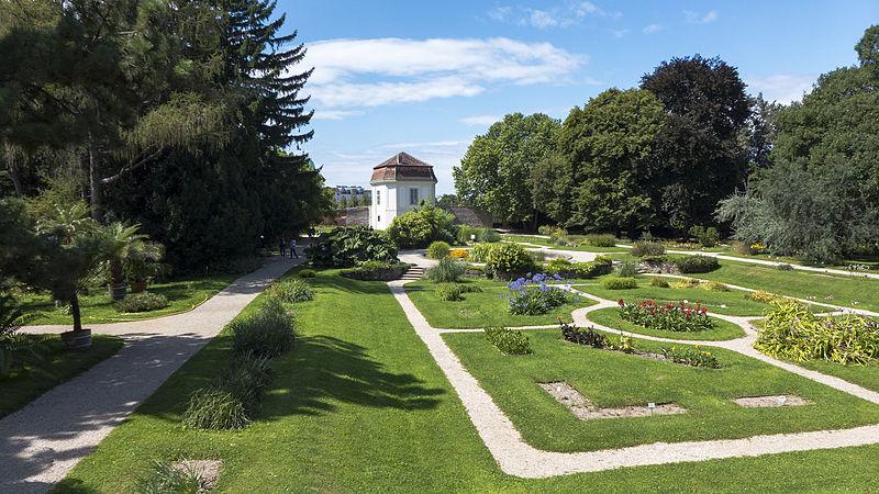 Ξενάγηση στο Βοτανικό κήπο