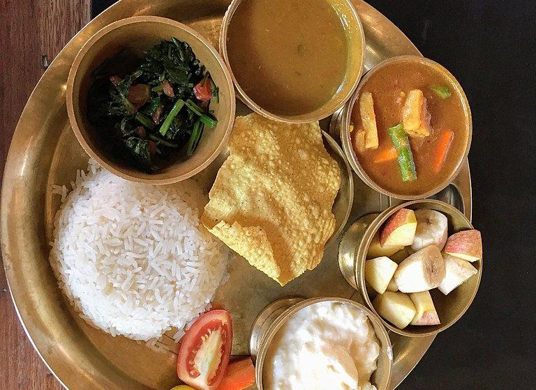 Γεύσεις του κόσμου- Νεπάλ