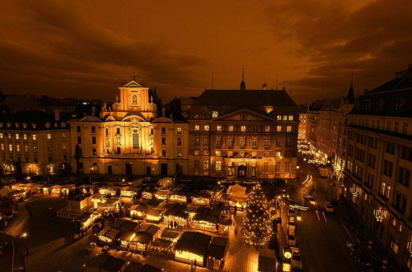 2η επίσκεψη στις χριστουγεννιάτικες αγορές 2019