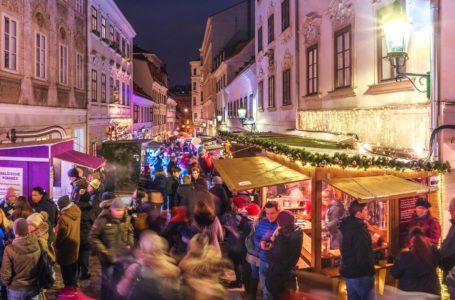 Eπίσκεψη σε χριστουγεννιάτικη αγορά & Stammtisch Δεκεμβρίου