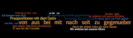 Δοτική… Dativ…