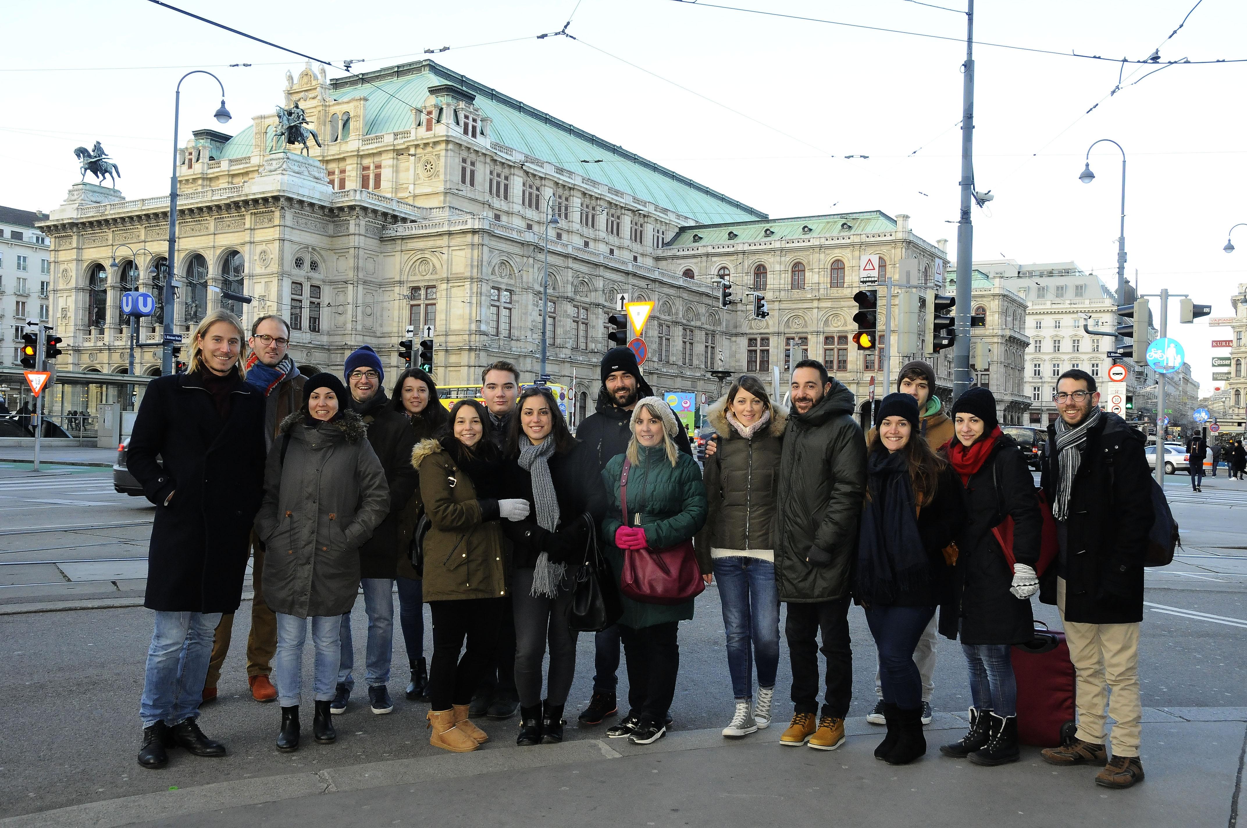 Ευχαριστίες Ξενάγηση – Γνωριμία με την πόλη // Νοέμβριος 2016