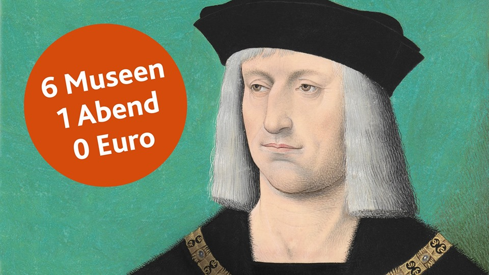 6 Museen – 1 Abend – 0 Euro