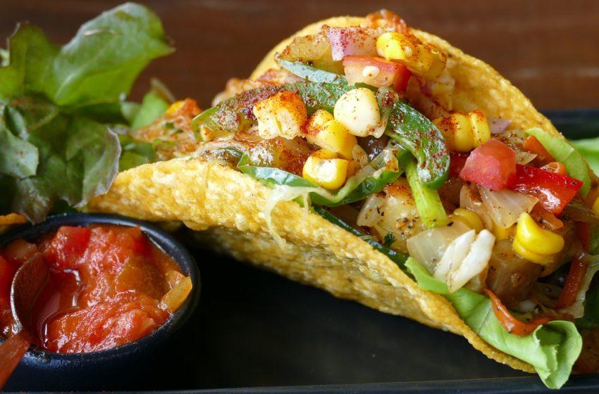 Γεύσεις του κόσμου- Μεξικάνικο