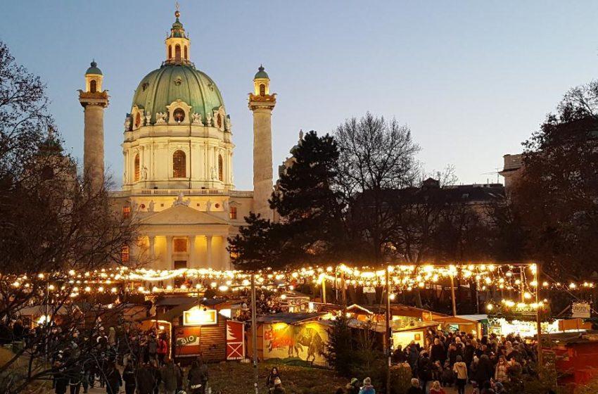 Επισκέψεις στις χριστουγεννιάτικες αγορές 2019