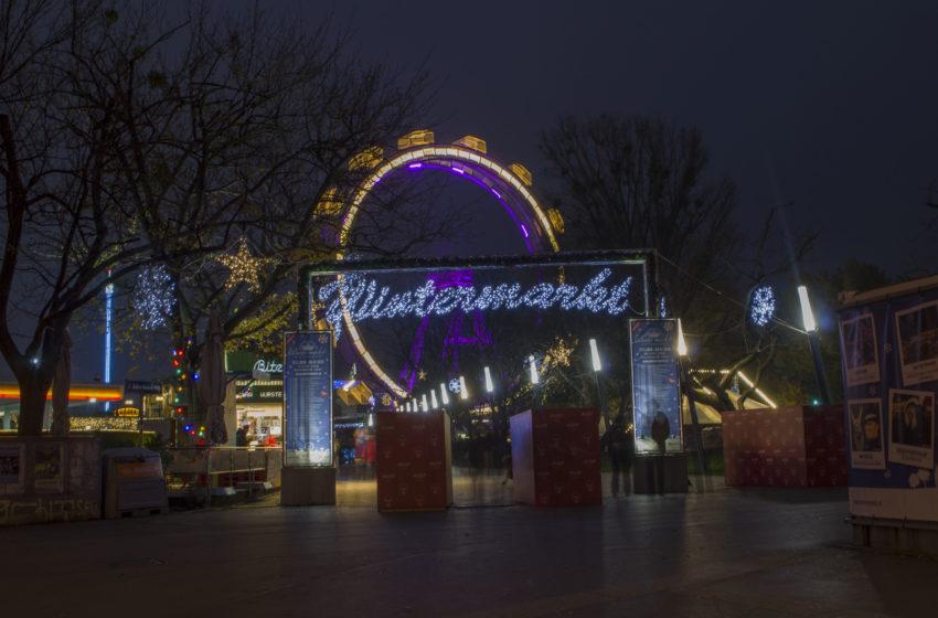 1η επίσκεψη στις χριστουγεννιάτικες αγορές 2019